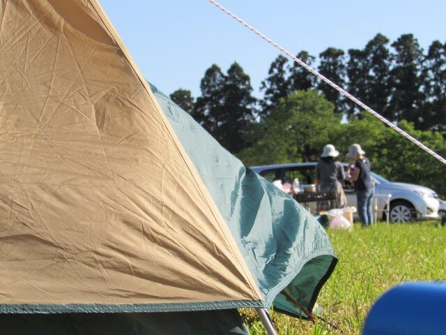 手ぶらキャンプ